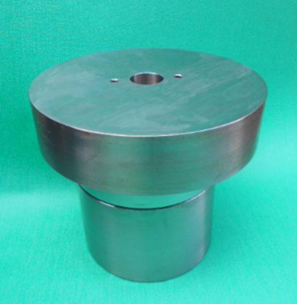 深絞りプレス加工用 均圧エアークッションパット
